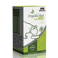 Specific F-BIO-W Organic Diet, Vådfoder til Ka