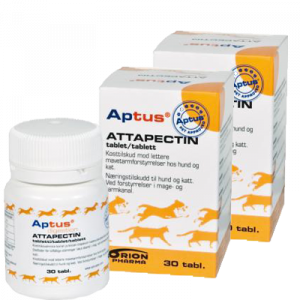 Aptus Attapectin tabletter 30 st.