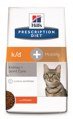 Prescription Diet k/d + Mobility Feline 5 kg