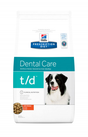 Hills Prescription Diet Canine T/D, 10 kg