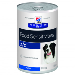 Hills Prescription Diet Canine Z/D á 370 g