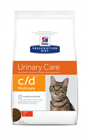 Hills Prescription Diet C/D Multicare Feline, Chicken