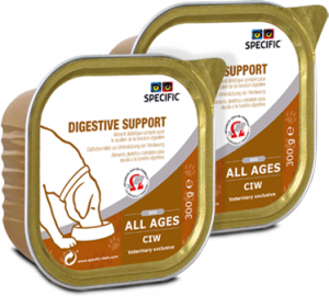 Specific CIW Digestive Support 300 g. vådfoder til hunde