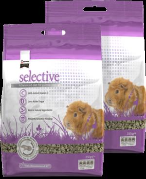 Supreme Science Selective guinea pig, 1,5 kg
