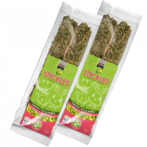 Supreme Stickles Hay & Herbs à 100 g