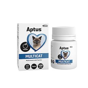 Aptus Multicat tabletter 120 st.