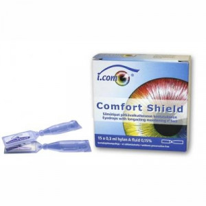 Comfort Shield 15 x 0,3 ml Ögondroppar