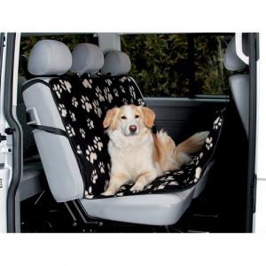 Bilsätesfilt för hund, med mönster, 1,4x1,45m