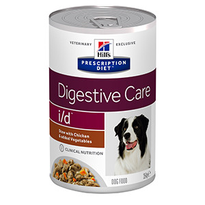 Hills PD Canine i/d Stew Chicken & Vegetables, 354g
