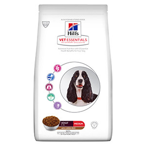 Hill's VET ESSENTIALS Adult Medium hundfoder med lamm & ris