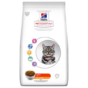 Hills VetEssentials Feline Adult Cat chicken