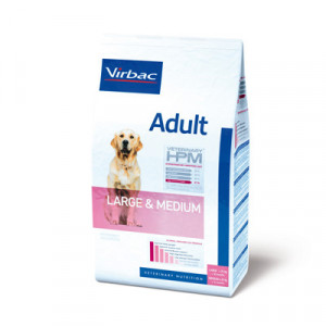 Sample pack - Virbac HPM Adult Dog L & M