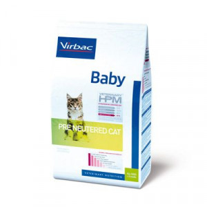 Virbac HPM Baby Cat Pre Neutered
