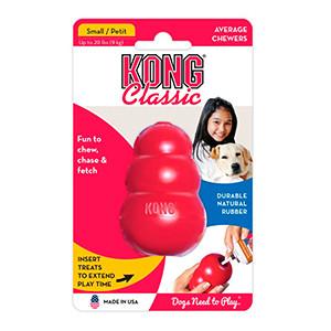 KONG Classic leksak hund