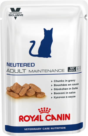 Royal Canin Neutered Adult Maintenance Cat våtfoder 12 x 100 g