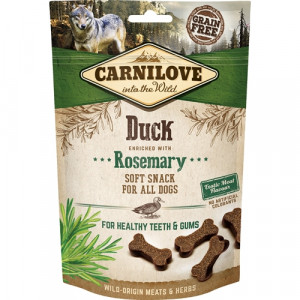Carnilove Dog Semi Moist Snack Duck, 200g