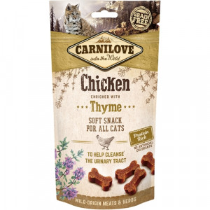 Carnilove Cat Semi Moist Snack Chicken