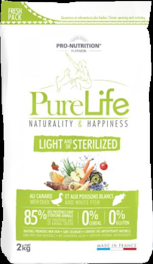 Purelife Light, Sterilized