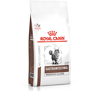 Royal Canin Gastro Intestinal Feline moderate kat