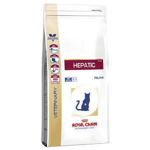 Royal Canin Hepatic Katt, 4 kg