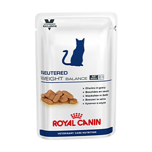 Royal Canin Neutered Weight Balance vådfoder 12 x 100 g