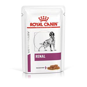 Royal Canin Renal Pouch Hund 10 x 150 g