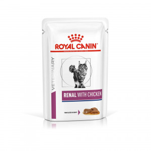 Royal Canin Renal chicken Kat,12x85 g