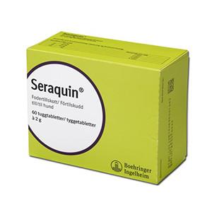 Seraquin Tuggtablett 2 g 60 st