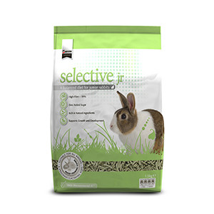 Supreme Science Selective junior rabbit