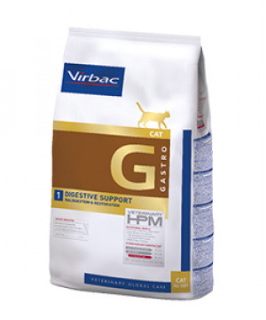 Virbac Cat G1 - Digestive Support, 3kg