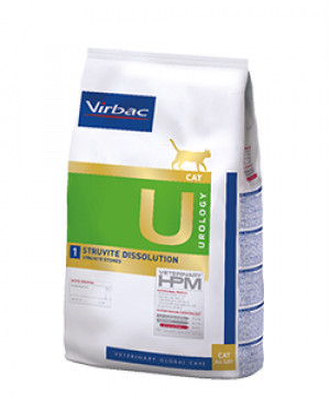 Virbac Cat U1 - Struvite Dissolution