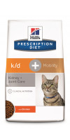 Prescription Diet k/d + Mobility Feline 5 kg