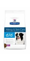 Hills Prescription Diet Canine d/d Duck and Rice