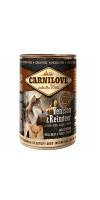 Carnilove Dog Vådfoder, Rensdyr & Hjort, 400g