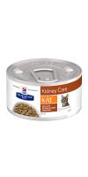 Hills PD Feline k/d Stew Chicken & Vegetables, 82g