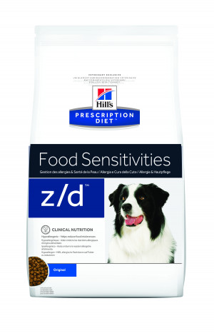 hills Z7D food sensitive