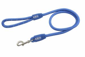 BUSTER Reflective Rope 120 cm koppel, Blå