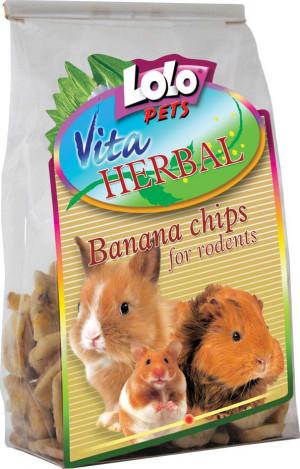 Herbal, Banana Chips 100 g