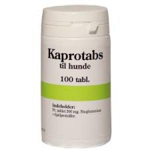 Kaprotabs tabl. 300 mg, 100 st.