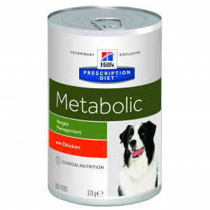 Hills Prescription Diet Canine Metabolic 370 gr Advanced Weight Solution