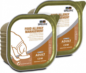 Specific CDW Food Allergy Managemen 6x300 g.