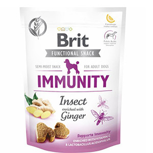 Brit Functional Snack - Immunity Insect, 150g