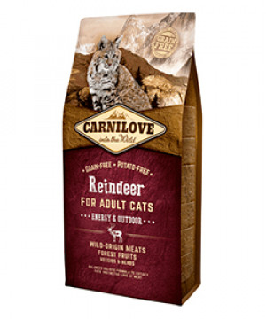 Carnilove Cat Adult - Reindeer