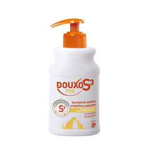 DOUXO S3 Pyo Schampo 200 ml.