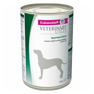 Eukanuba Vådfoder Hund, Restricted Calorie, 400g