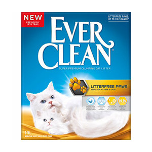 Ever Clean Litterfree Paws, 10 L