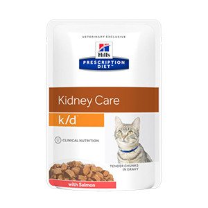 Hills Prescription Diet k/d Feline Kidney Care Salmon
