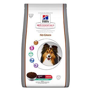 hills vet essentials Canine Adult Medium No Grain Tuna & Potato 10kg