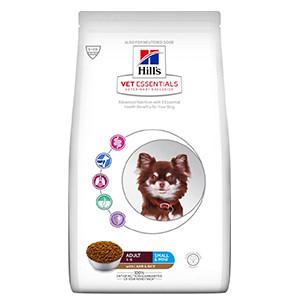 Hills Vet eseentials Adult Dog, Small & Mini, Lam & Rice