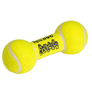 Kong hundelegetøj airdog dumbbell